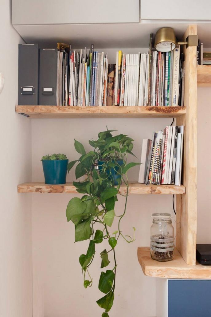 Arredi legno massello per il soggiorno | Rinoteca