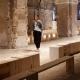 Sedute per sfilata piccolo atelier | Rinoteca