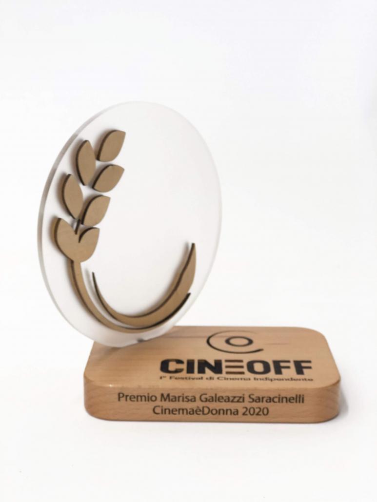premi per il festival di cinema personalizzati